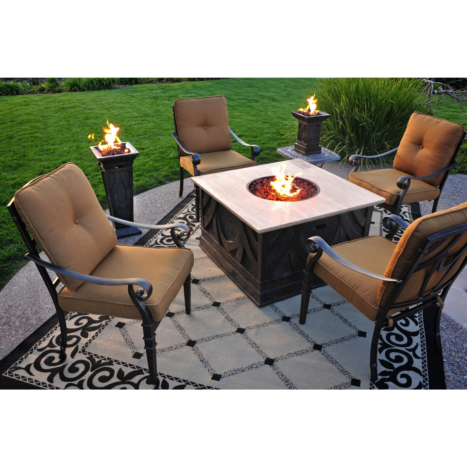 Why Should You Get a Fire Pit Table – thebestoutdoorfirepits