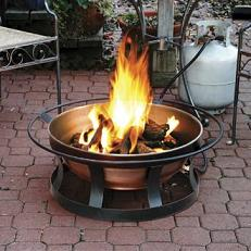 Aside From The Fact That A Propane Fire Pit Is Very Easy To Use, It Is Also  A Clean Heating Alternative Since Thereu0027s No ...